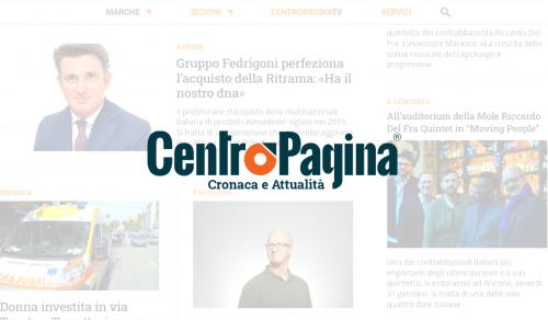 CentroPagina. Da quotidiano locale a quotidiano regionale