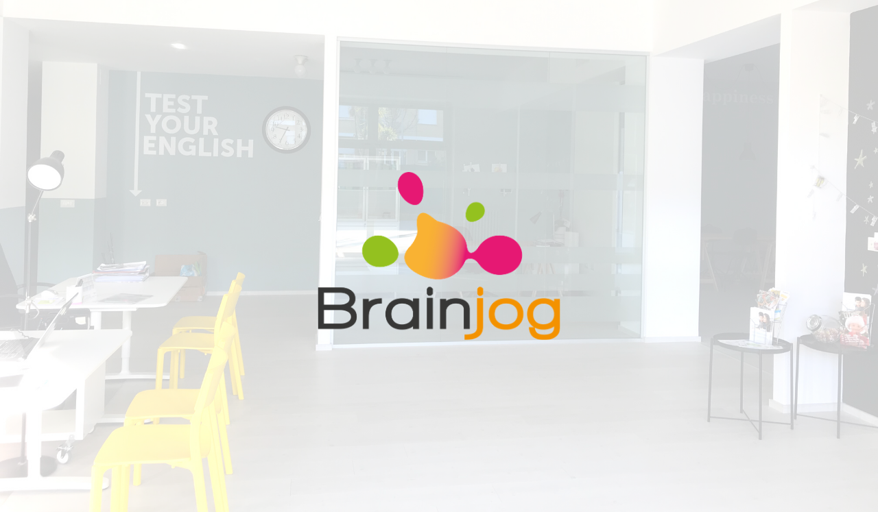 Brainjog. Dare voce a un'impresa che cresce