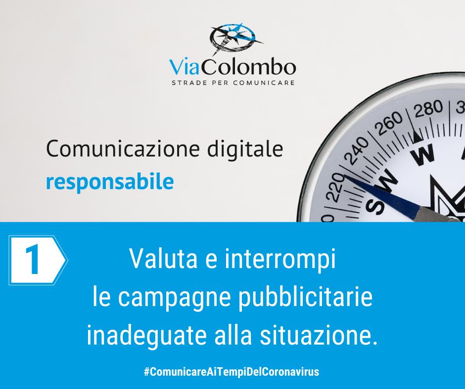 CoDiRe - Comunicazione Digitale Responsabile n°1