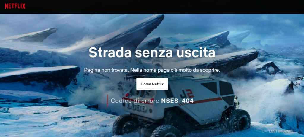404 Netflix